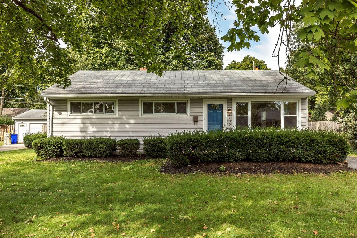 2430 Shrewsbury Road, Upper Arlington, Ohio